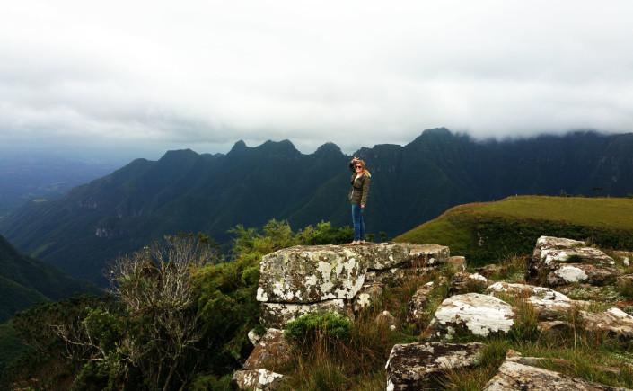 1. Viajando em 3... 2... 1... - Parque Eólico - Visita ao Cânion - Bom Jardim da Serra