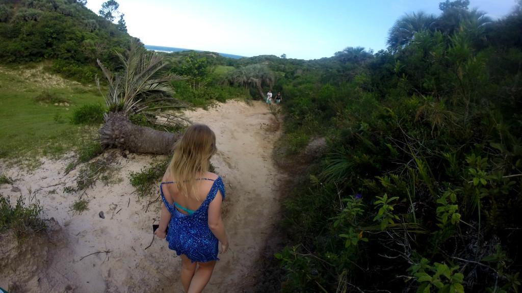 2 Viajando em 3... 2... 1... - Praia do Gravatá - Laguna - Praias de Santa Catarina