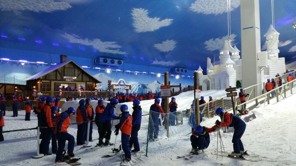 8 - Snowland Gramado - dicas e impressões - viajando em 3.. 2.. 1..