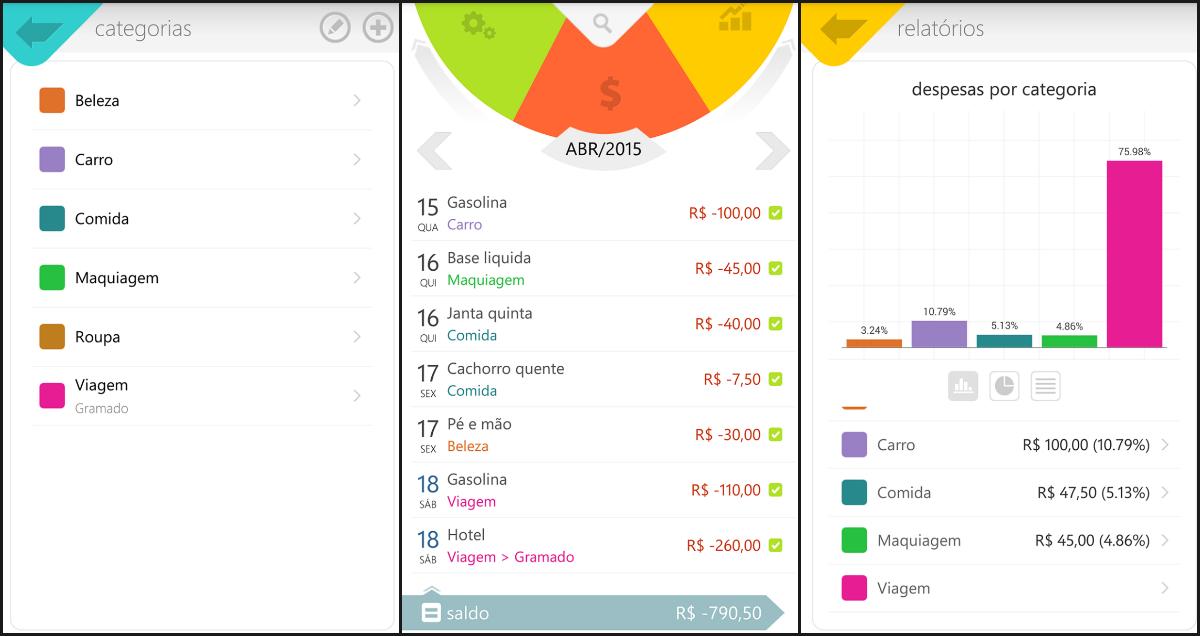 Resultado de imagem para app money care
