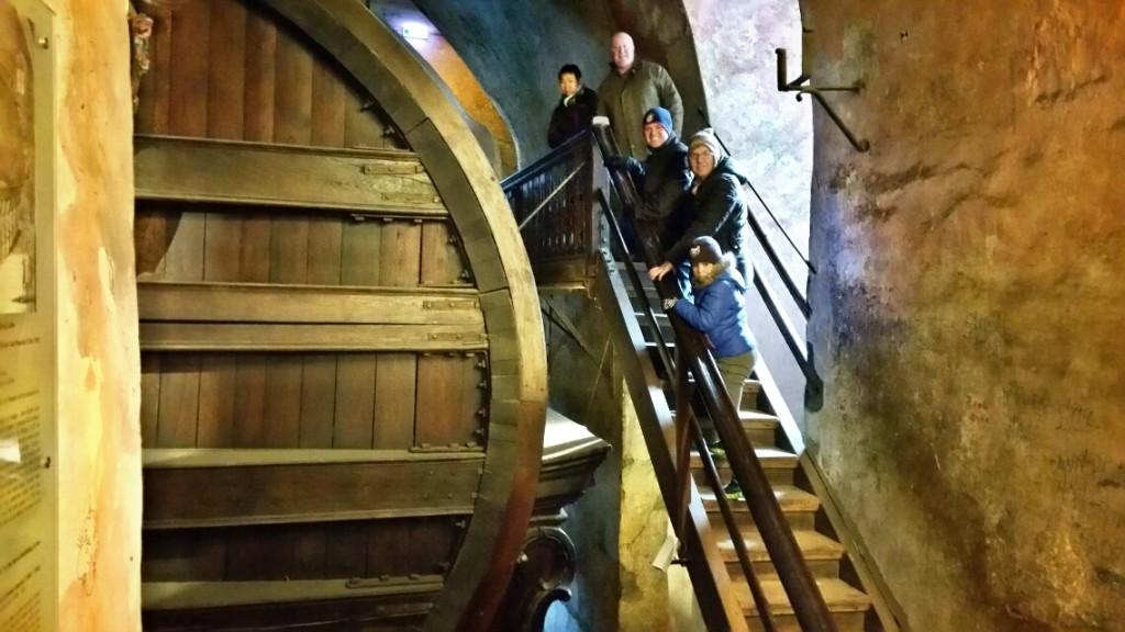 13 - Viajando em 3.. 2.. 1.. - Heidelberg - Alemanha - castelo