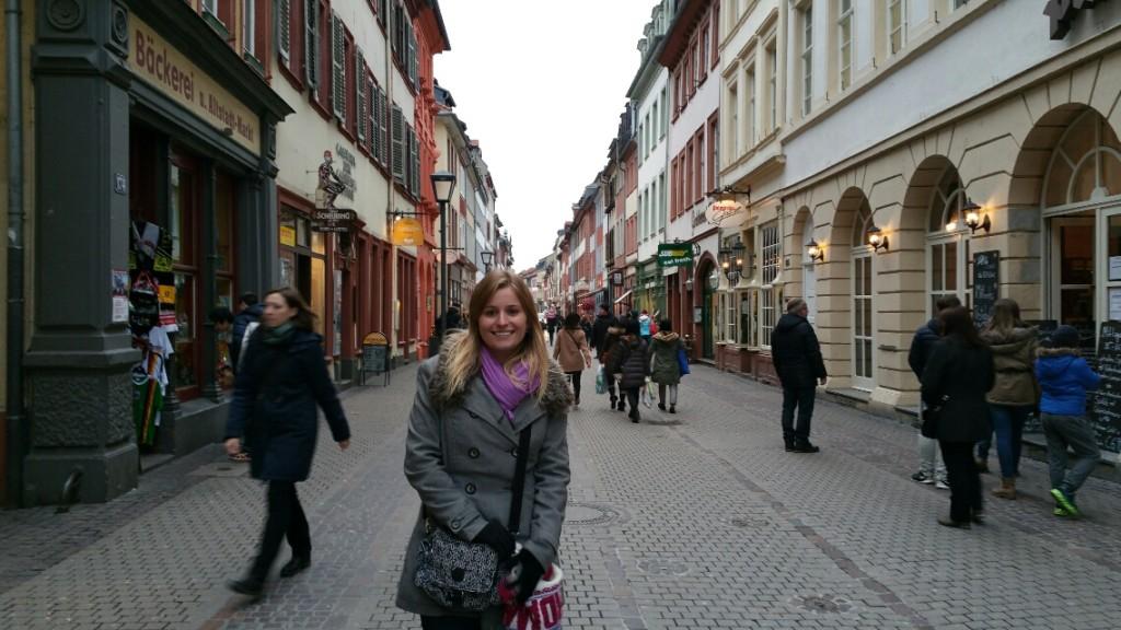 14 - Viajando em 3.. 2.. 1.. - Heidelberg - Alemanha - castelo