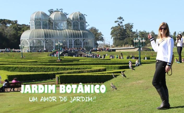 1 - Viajando em 3.. 2.. 1.. - Jardim Botânico curitiba - Paraná capa1