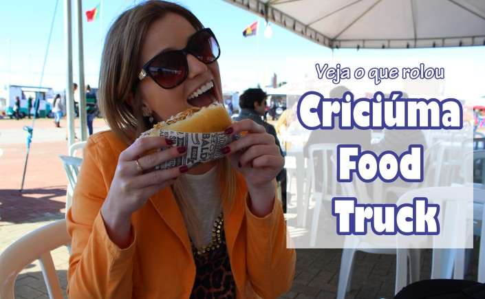 1.0 Viajando em 3.. 2.. 1.. - Food Truck Criciúma - capa