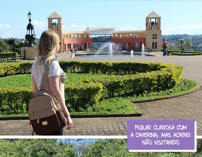 4 Viajando em 3.. 2.. 1.. - Curitiba em dois dias - Parque Tangua