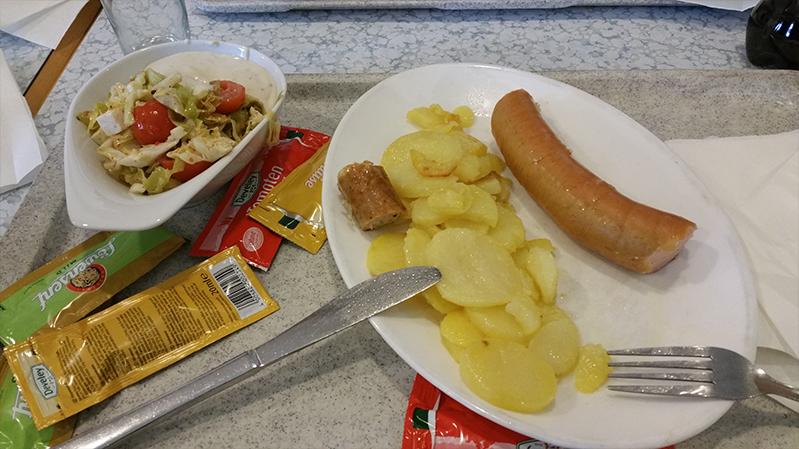 6 - O que eu comi na Europa - alemanha- Holanda - blog viajando em 3.. 2.. 1..