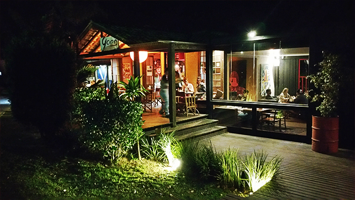 1 - Viajando em 3.. 2.. 1.. - Goen Temaki Lounge - Praia do Rosa - Sushi