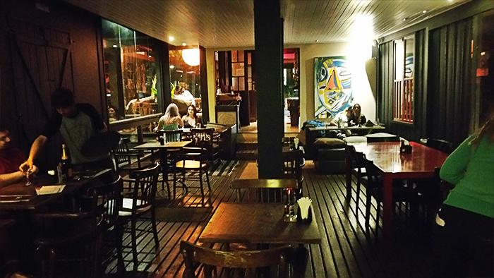 2.1 - Viajando em 3.. 2.. 1.. - Goen Temaki Lounge - Praia do Rosa - Sushi