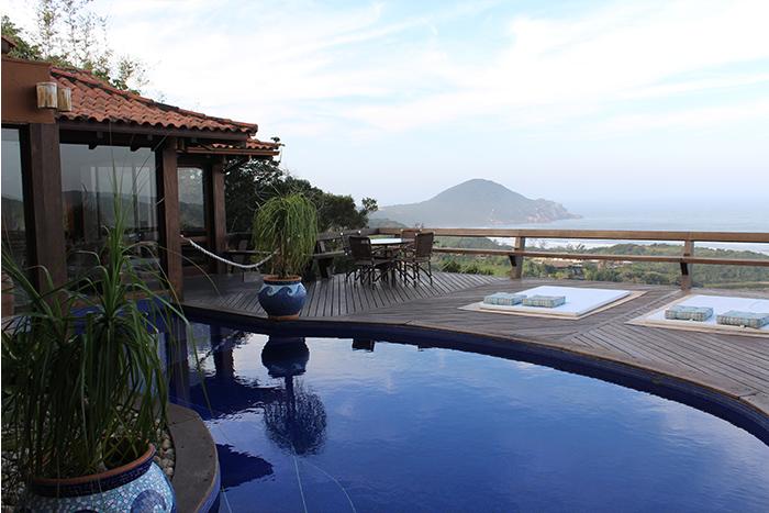 3 - Viajando em 3.. 2.. 1.. - Solar Mirador Exclusive Resort e Spa - Praia do Rosa - Santa Catarina