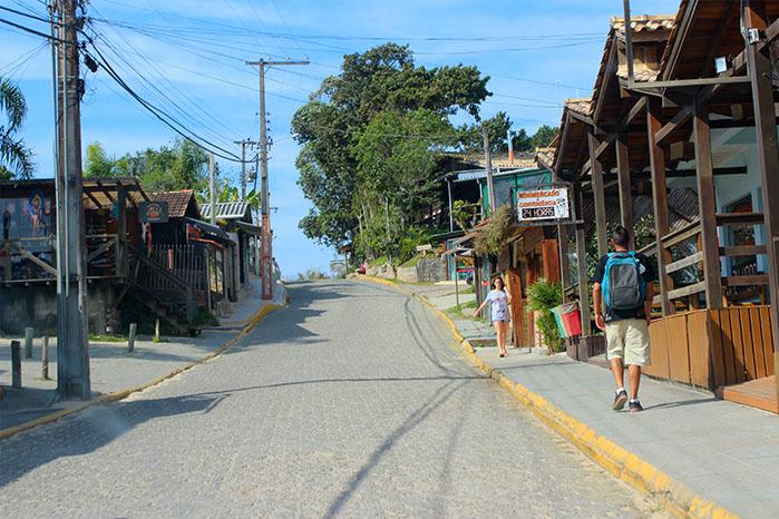 6 - viajando em 3.. 2.. 1.. - Praia do Rosa - Santa Catarina - Imbituba