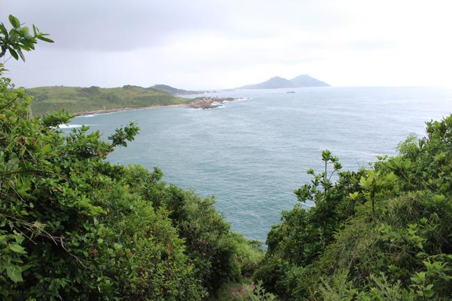 15-blog-viajando-em-321-como-fazer-a-trilha-da-praia-vermelha-praia-do-rosa-santa-catarina