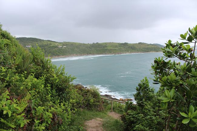 16-blog-viajando-em-321-como-fazer-a-trilha-da-praia-vermelha-praia-do-rosa-santa-catarina