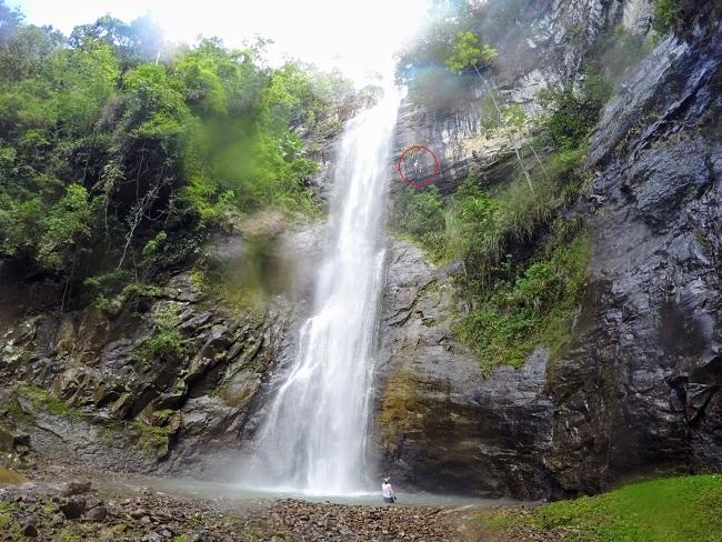 Rapel Cachoeira da Cortina