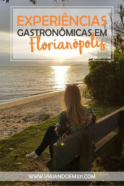 Experiencia gastronômica em Florianópolis - Viajandoem321